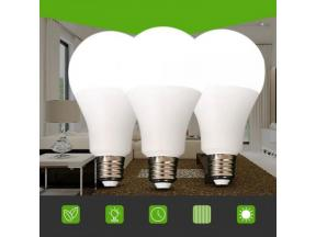 A60 made in china with CE ROHS certificate LED A60 bulb 12W 15W E27 B22 base lighting bulb