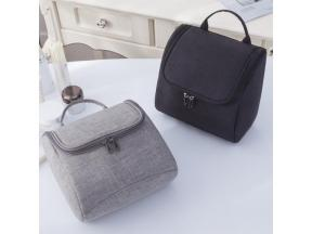 High Quality Large custom women travel organizer cosmetic bag hanging toilet bag