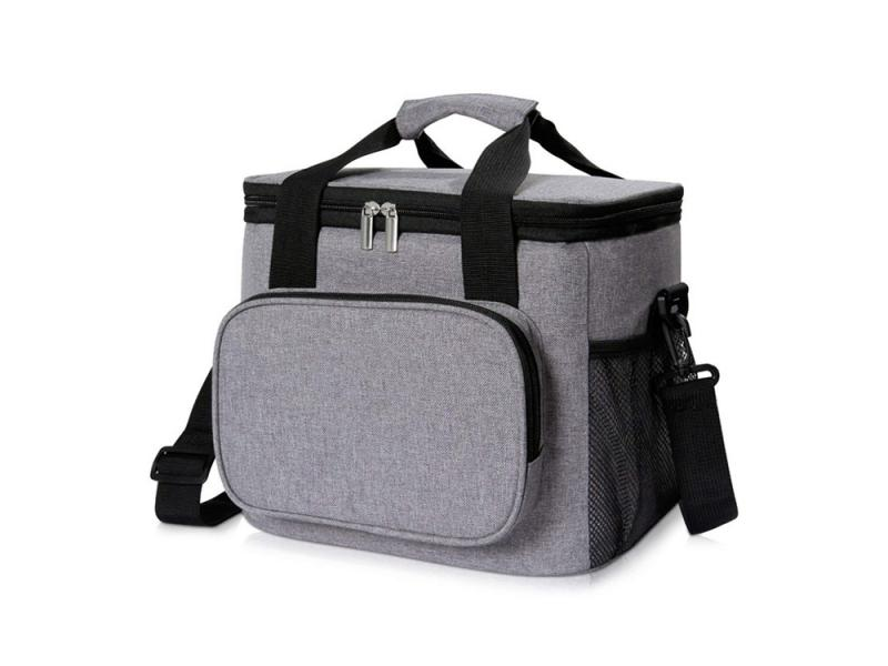 Custom Outdoor Large capacity 600D Waterproof Picnic Insulated Lunch Cooler Bag