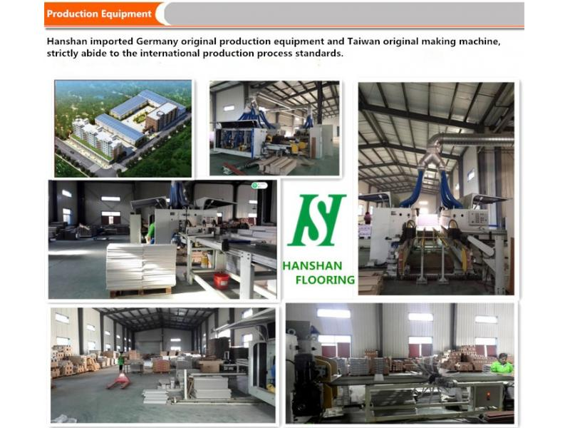Hebei Hanshan New Decoration Material Co., Ltd.