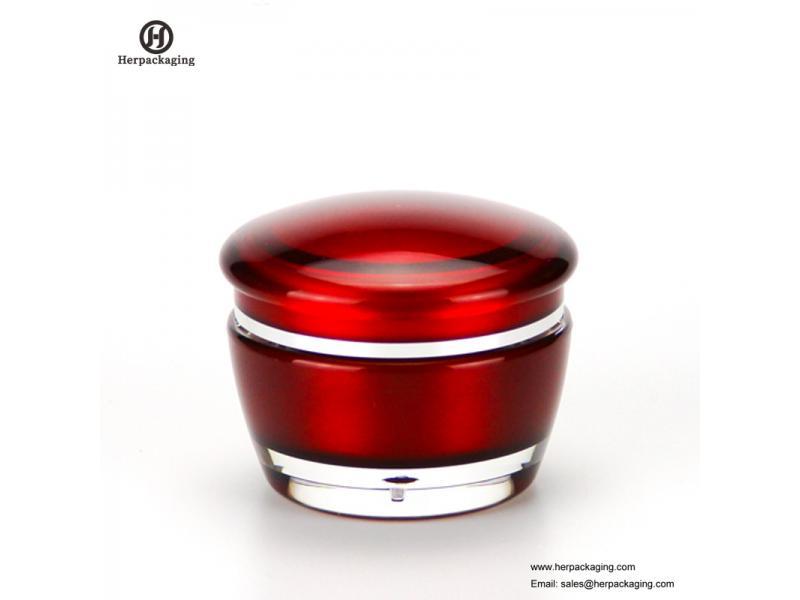 skin care cream acrylic 15g empty plastic cosmetic jar