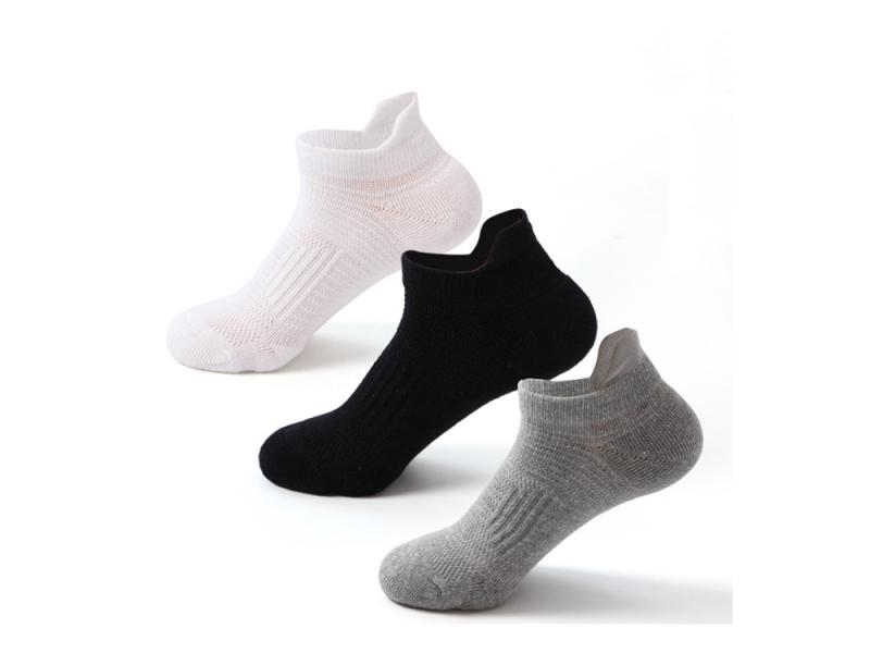 custom logo men sport socks