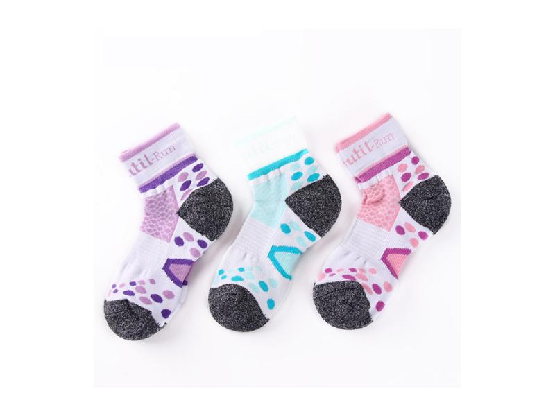 wholesale custom anti slip sport ankle socks