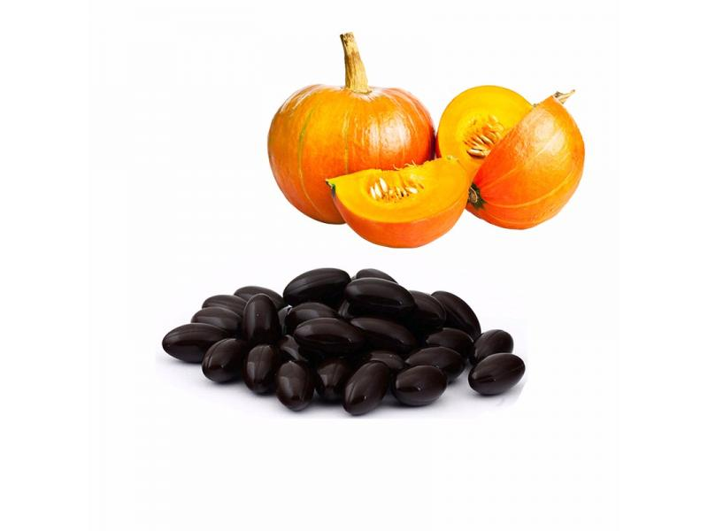 Pumpkin Seed Oil Softgel Capsules for Prostate Treatment