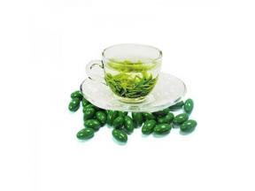 Green Tea Extract Softgel OEM