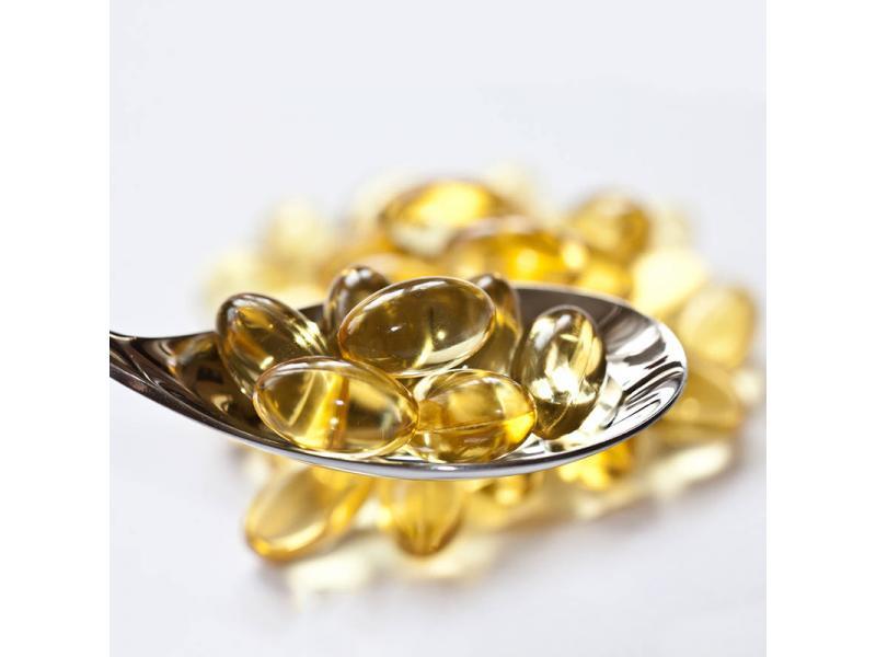 Health OEM natural Vitamin E softgel capsule