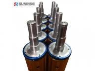 Sunrise Customized Pneumatic Air Shaft Expanding Air Shaft for Printing Machine