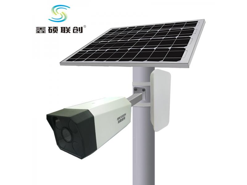 Solar Driven Wireless Video Surveillance System