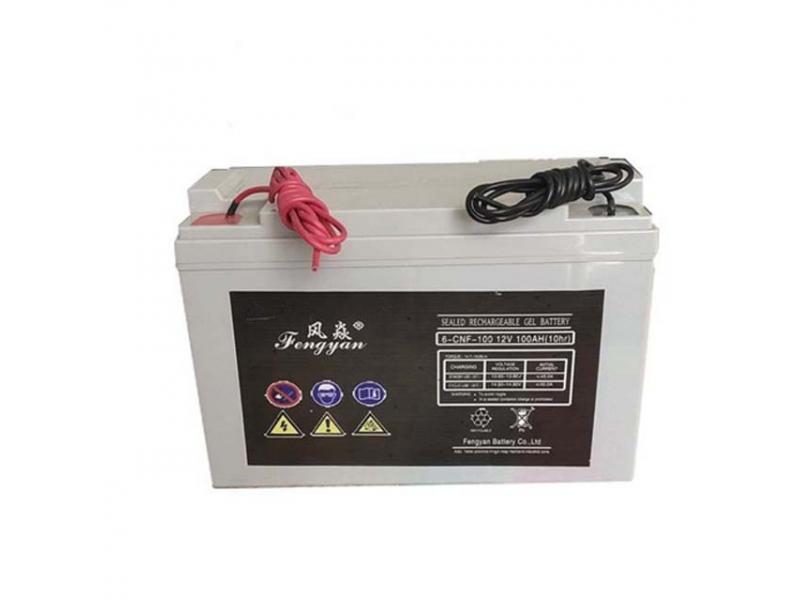 12v 100ah AGM battery solar storage battery gel battery lead acid battery deep cycle battery