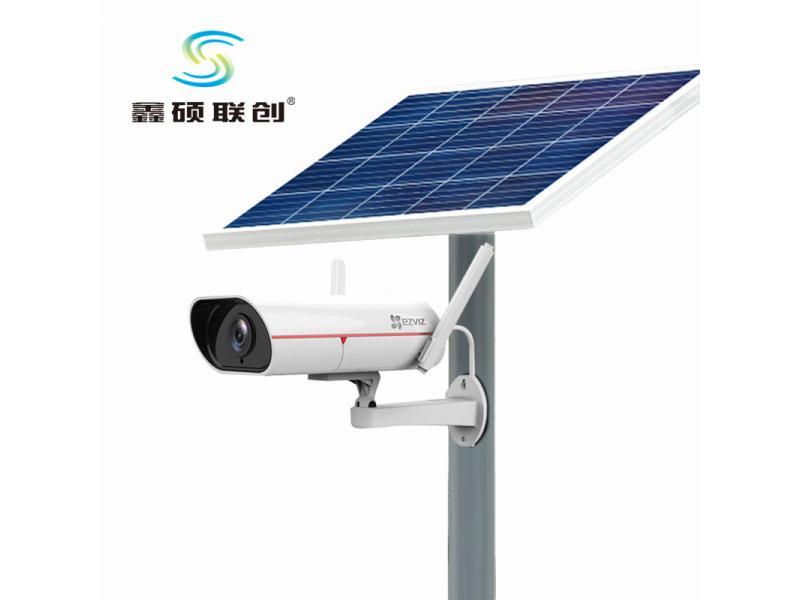 Solar Driven 4G CCTV