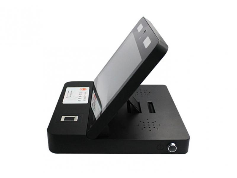 Smart Verification Desktop MR860  ISO 7816 contact card fingerprint reader