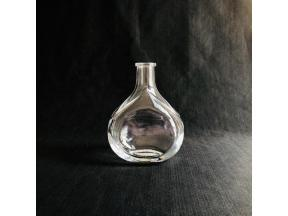 Shaped Brandy Glass Bottle for Sale