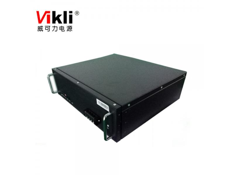 48V 50Ah lithium LiFePO4 battery pack for Telecom,Solar Energy, UPS