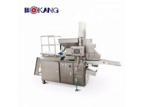 Automatic fresh chicken and meat cutting machine for food factory