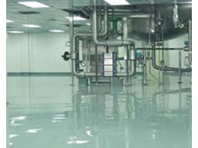 Vinyl ester heavy anti-corrosion floor