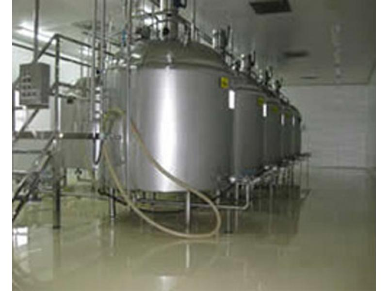 Epoxy FRP anti-corrosion coating