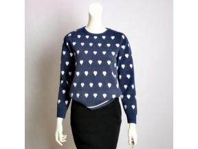 View larger image  Wholesale Inventory O-neck Pullover Women Sweater