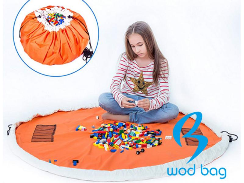 Large Play Mat And Storage Bag