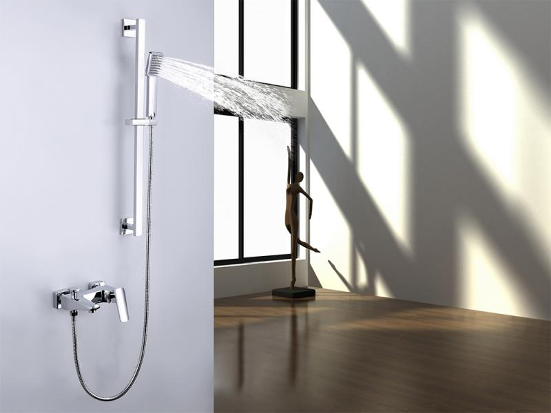 High Quality Wall Mount European Style Bath Shower Faucet