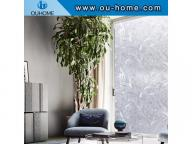 BT617 Decorative office pattern glass film
