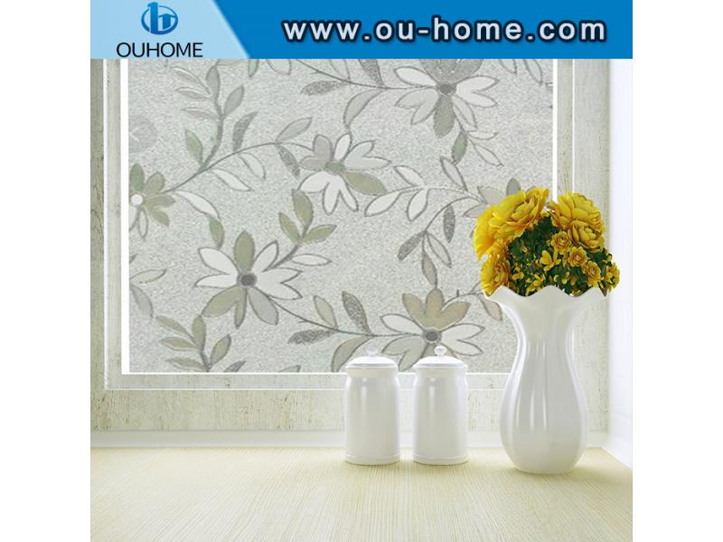 BT615 Decorative window smart frosted film