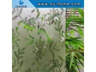 BT615 Decorative window smart frosted film