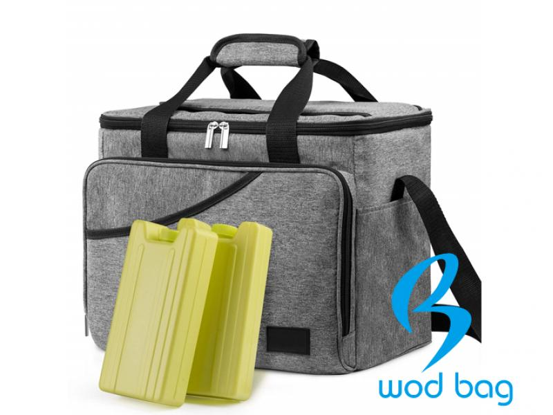 Insulated Soft Sided Cooler Bag