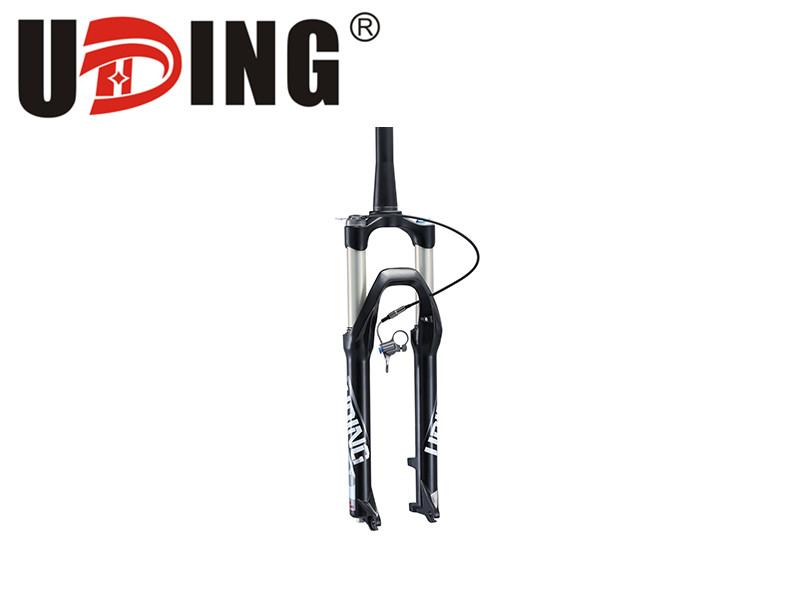 Post mount brake bike front fork for bicycle