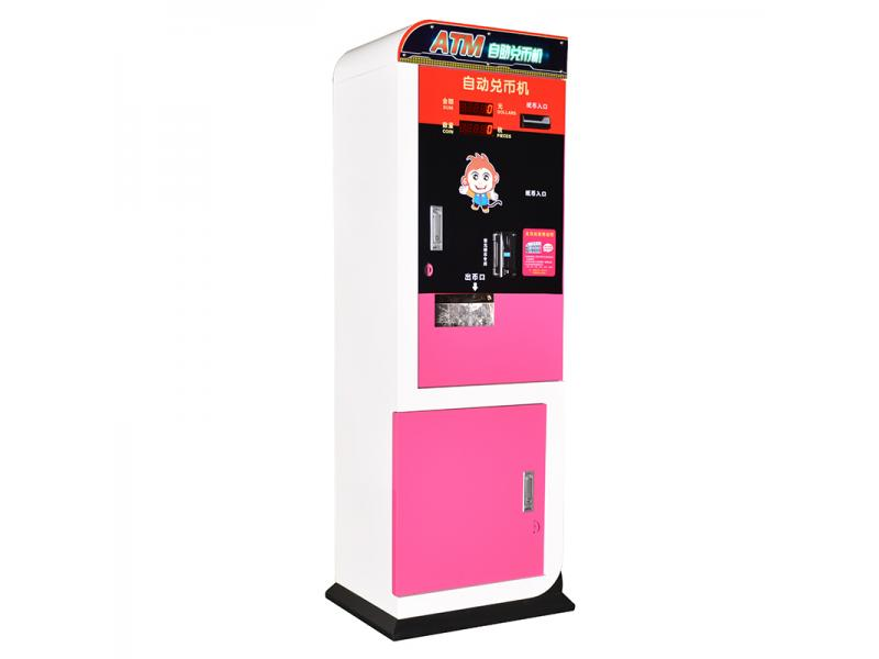 Automatic Coin Exchange Machine