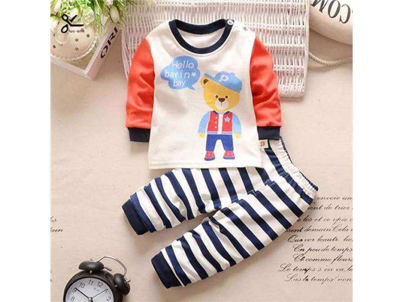 spring and autumn oem boys and girls clothes for kids hoodies suits from oem clothes factory