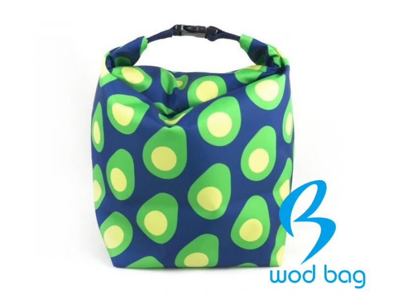 Large Avocado Lunch Bag