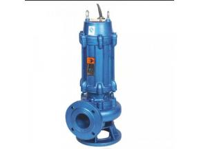 WQ vertical electric industrial non-clogging septic tank impurities submersible sewage pump high pow