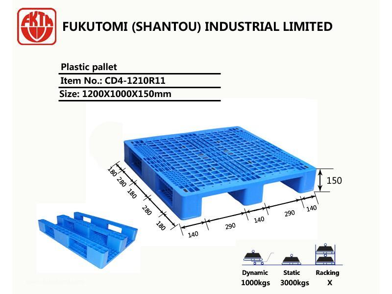 Plastic trays plastic card board