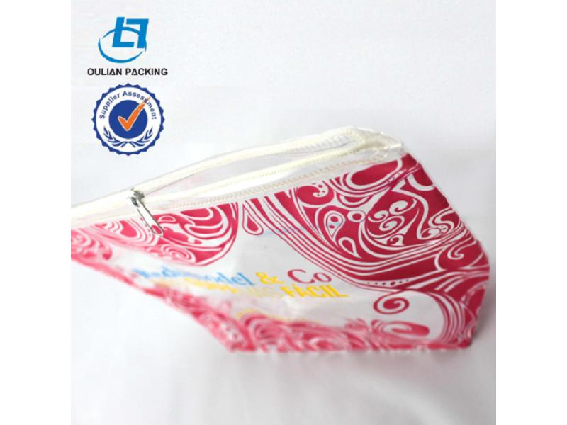 PVC Printing Pencil Eraser Bag