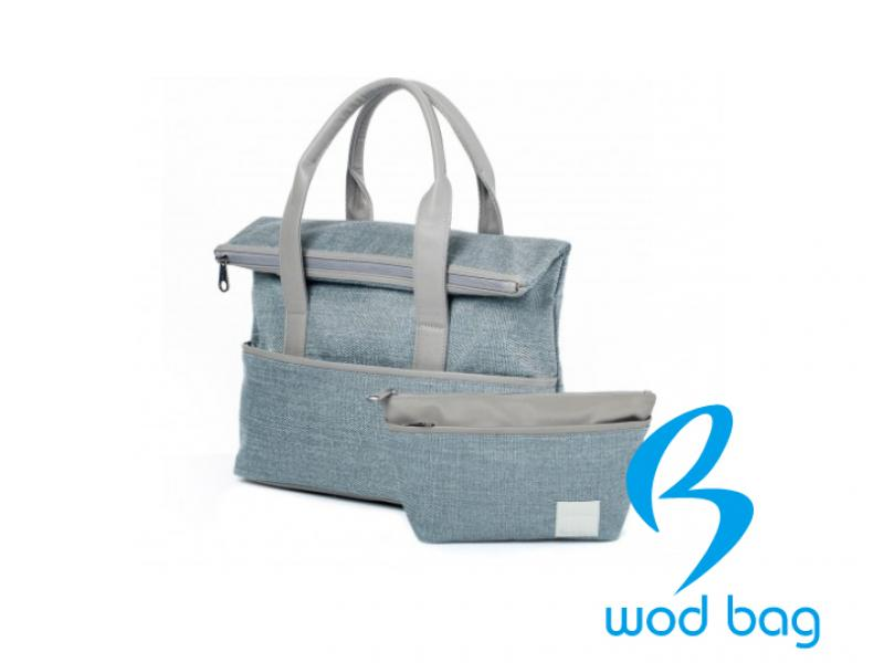 Polyester Tote Cosmetic Bag Set
