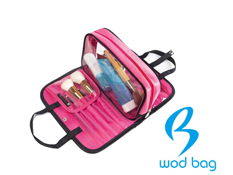 Waterproof Polyester Makeup Bag Set