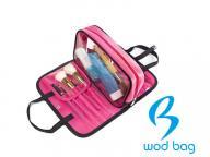 Waterproof Polyester Makeup Bag Set