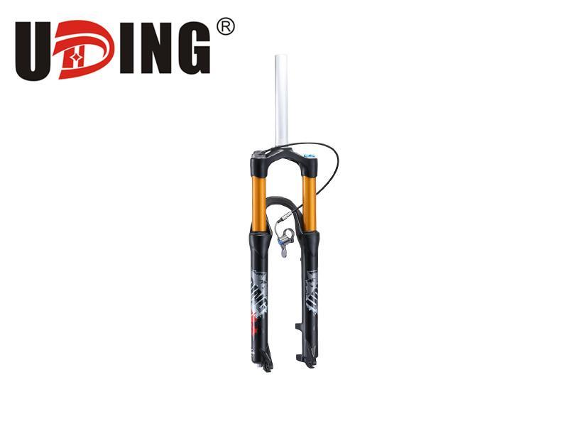 Suspension fork 27.5'' suspension fork of bicycle fork front