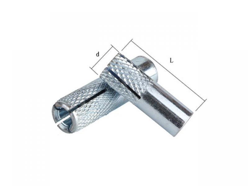 Hot sale galvanized drop in anchor for concrete  Drop in Anchor Bolt    Hot sale galvanized drop in