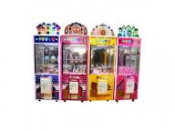 Come On Magic City Doll Machine