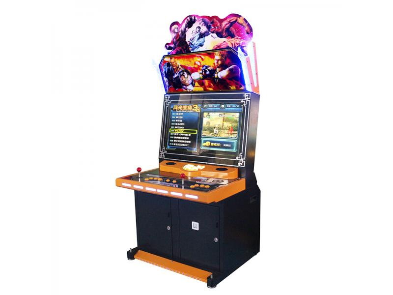 Deluxe Grapple Game Machine Metal-32 inches