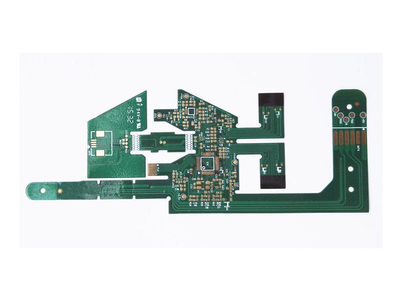 Double-sided Green Flexible Board