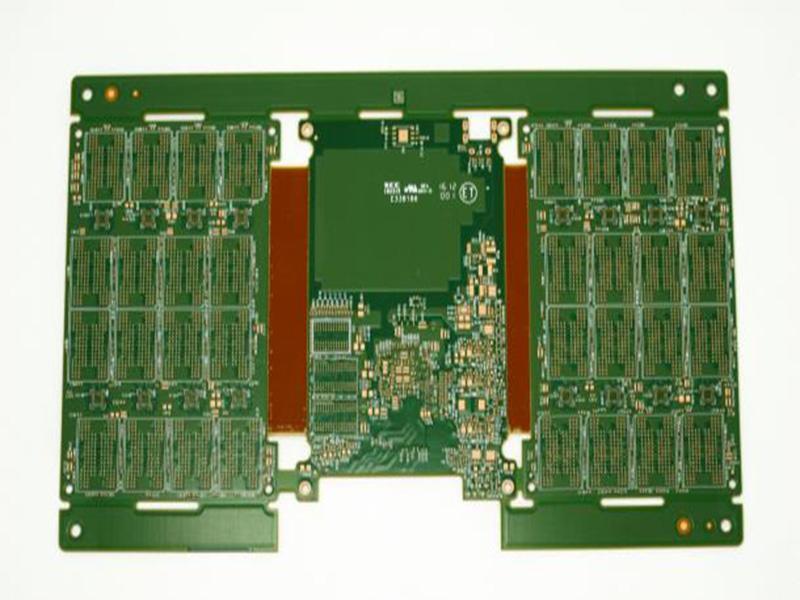 SSD flex board