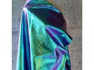 Laser Metallic Fabric for Cloth