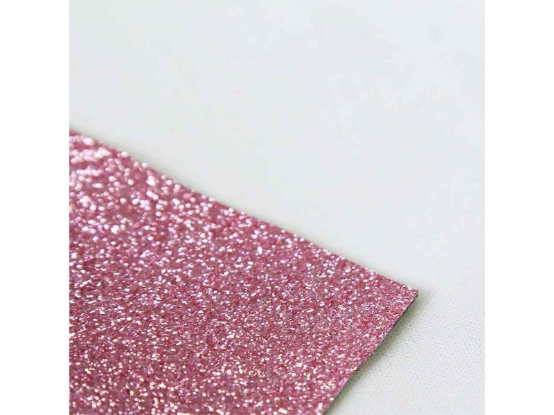 Glitter Leather for Shoes Upper