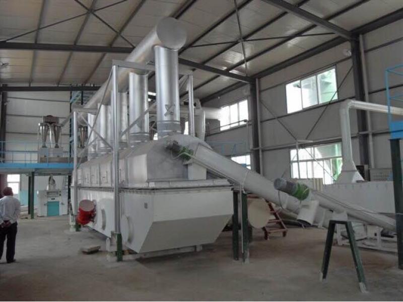 Salt Drying Machine