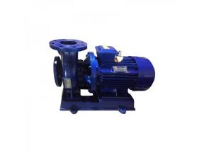 ISW single-suction horizontal pipe centrifugal pump cast iron stainless steel acid-alkali resistant