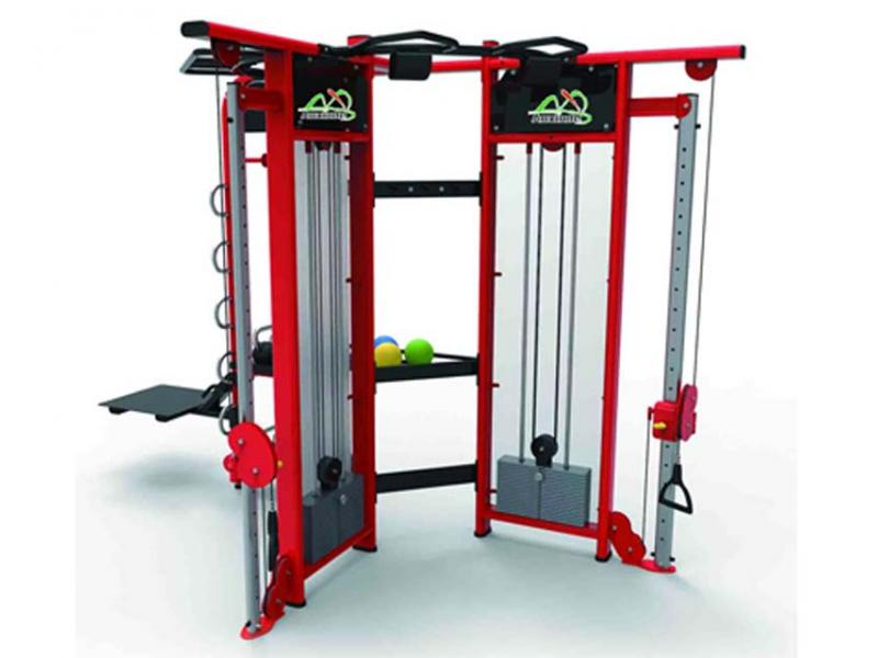 Multi-functional trainer 360XS