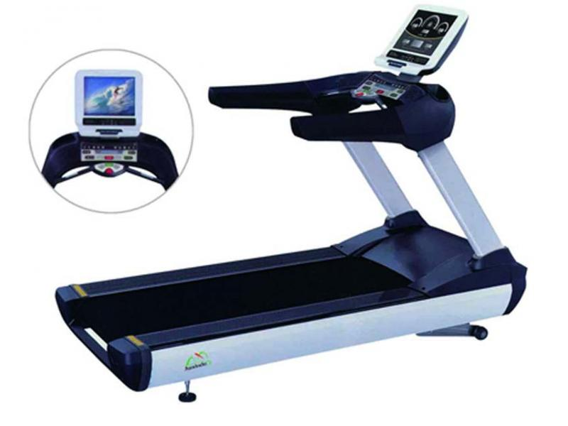 Commercial electric treadmill AXD_6800_ aerobic series