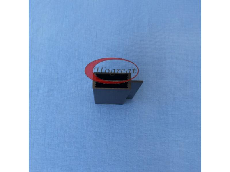 New style aluminium case for electronics heatsink